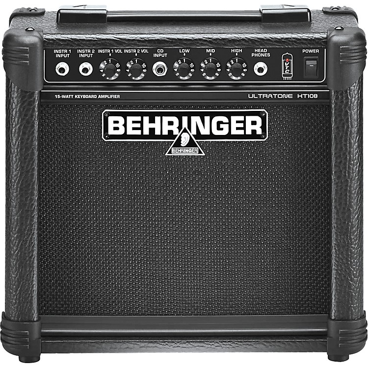 Behringer Ultratone KT108 15w Keyboard Amplifier