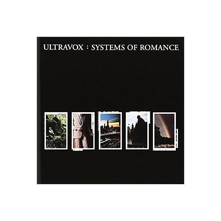 AllianceUltravox - Systems Of Romance (White Vinyl)
