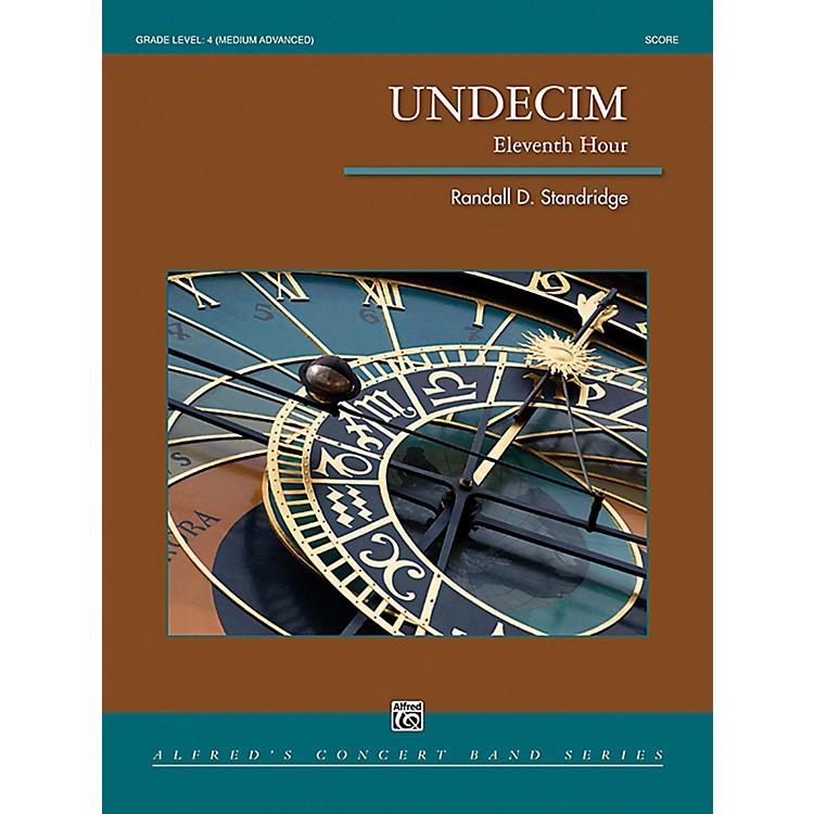AlfredUndecim Concert Band Grade 4 (Medium Advanced)