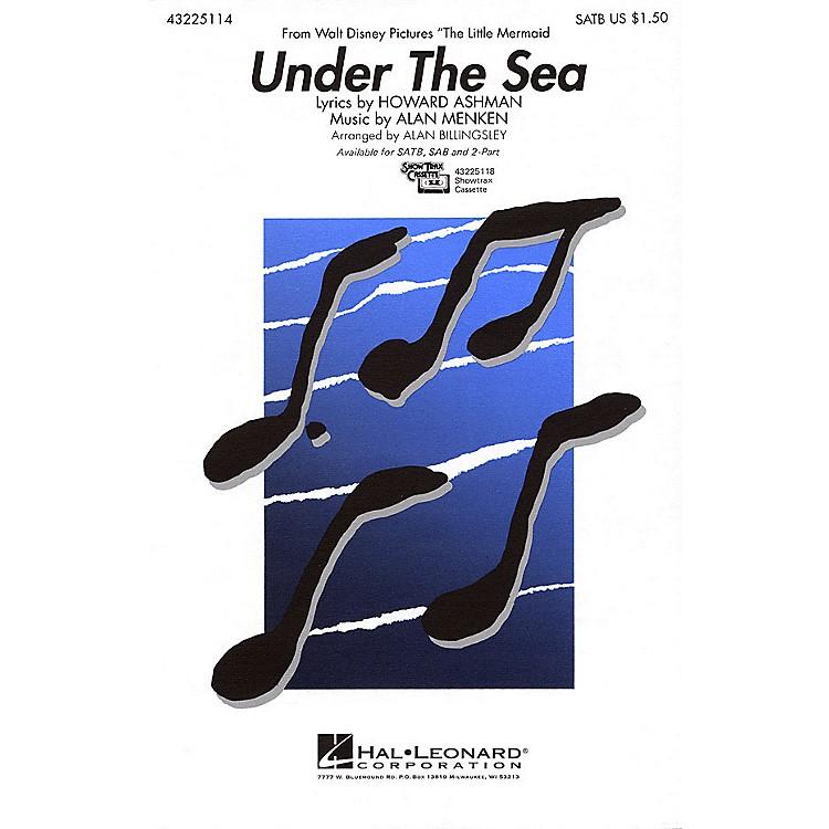 Hal LeonardUnder the Sea 2-Part Arranged by Alan Billingsley