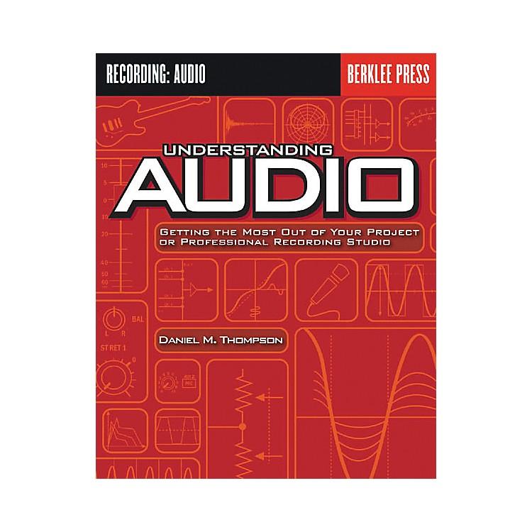 Berklee PressUnderstanding Audio Book