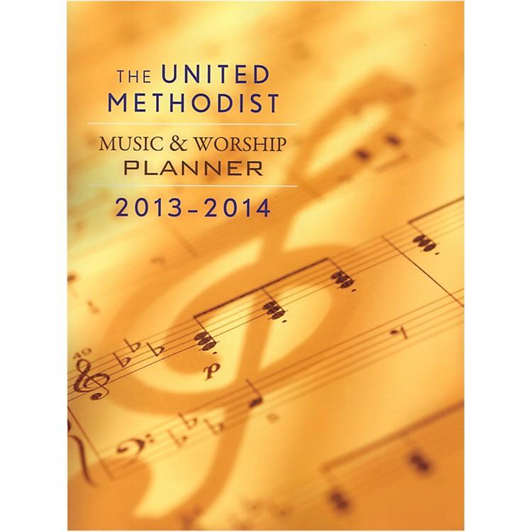 Carl FischerUnited Methodist Music & Worship Planner 2013-2014 (Book)