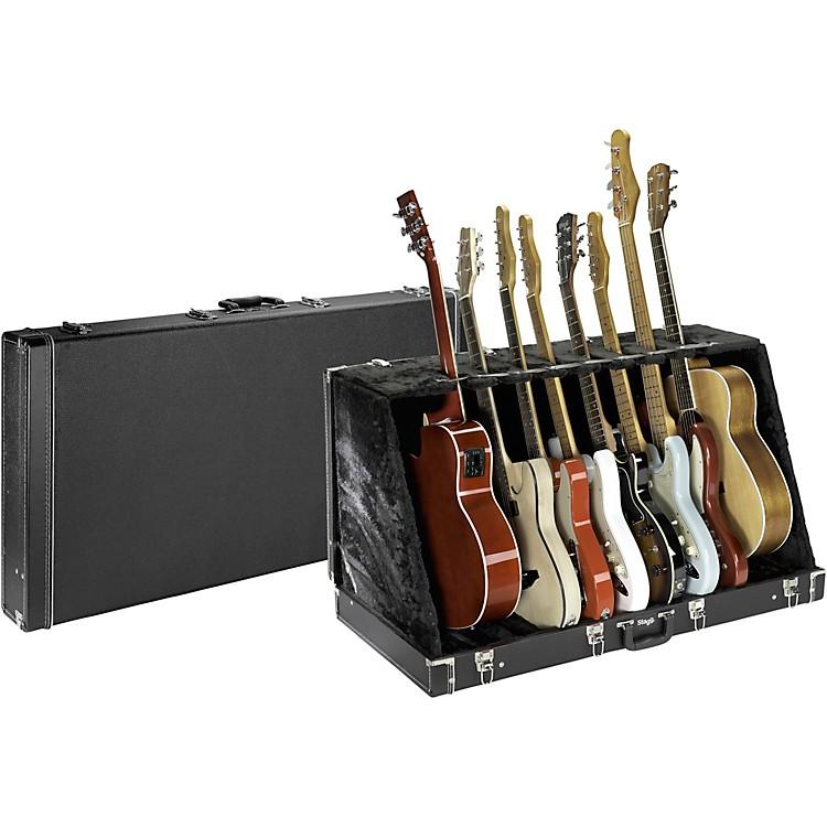 StaggUniversal 8 Guitar Stand