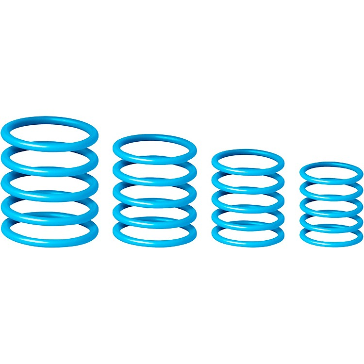 Gravity Stands Universal Gravity Ring Pack - Deep Sky Blue