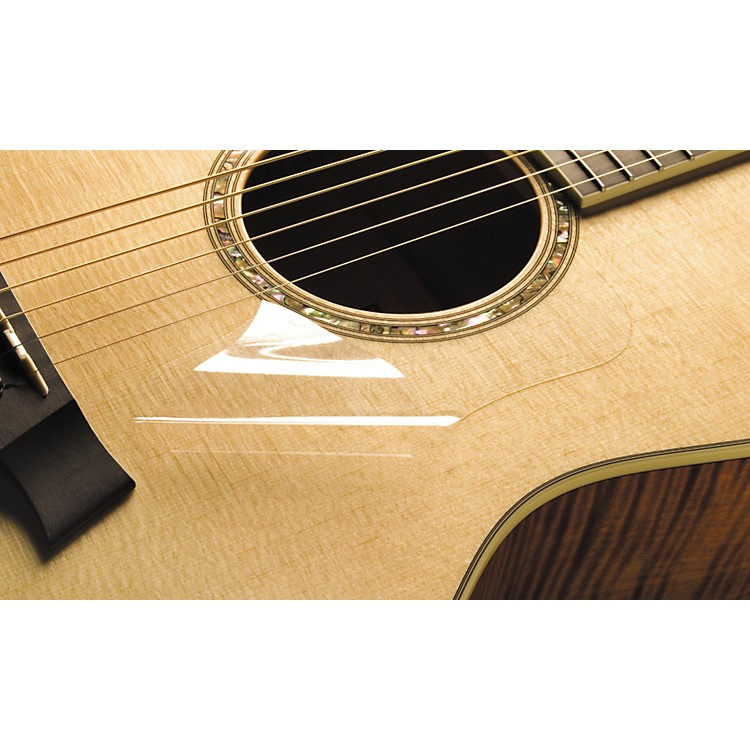 taylor universal reusable acoustic pickguard clear music123. Black Bedroom Furniture Sets. Home Design Ideas