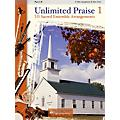 Curnow Music Unlimited Praise (Part 2 - Eb Instruments) Concert Band Level 2-4
