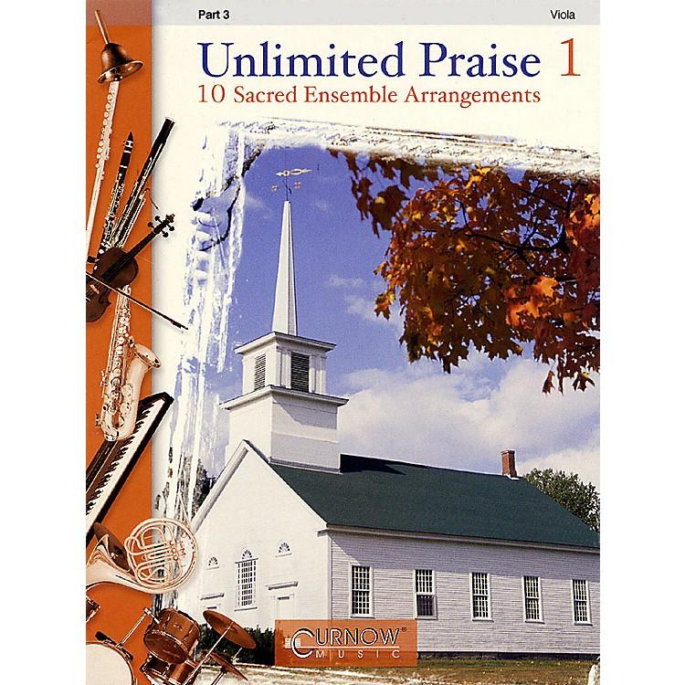 Curnow MusicUnlimited Praise (Part 3 - C Instruments) Concert Band Level 2-4