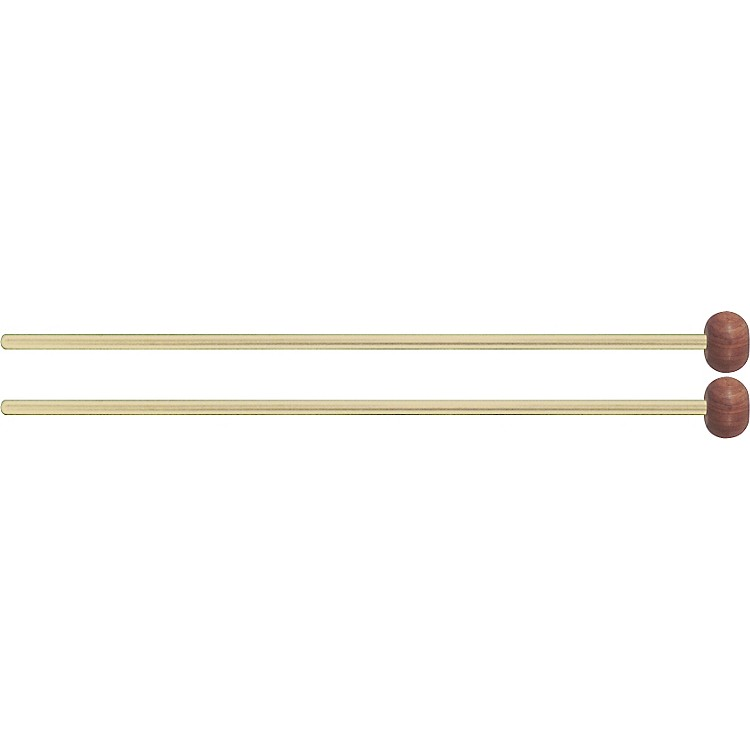Mike Balter Unwound Series Keyboard Mallets 9 Hard 5/8 in. Brass Birch