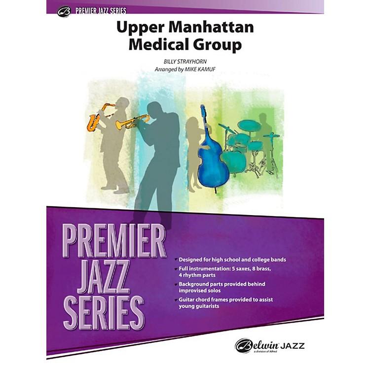 AlfredUpper Manhattan Medical Group Jazz Band Grade 4