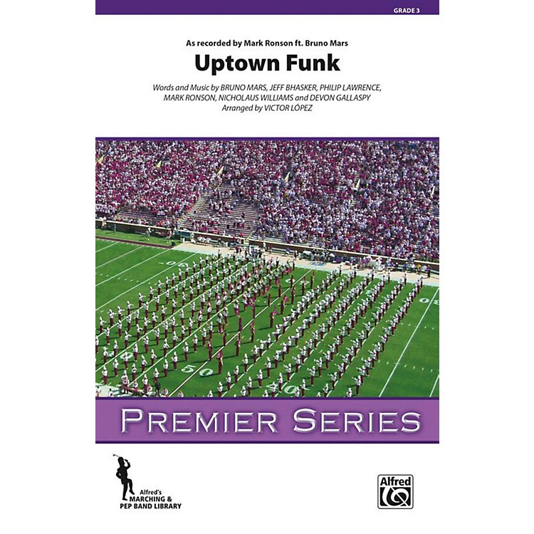 AlfredUptown Funk Grade 3 (Medium)