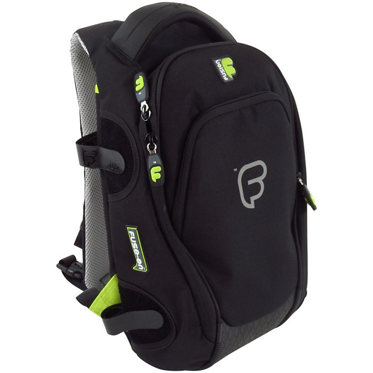 Fusion Urban Small Backpack FUSE-ON Bag Black