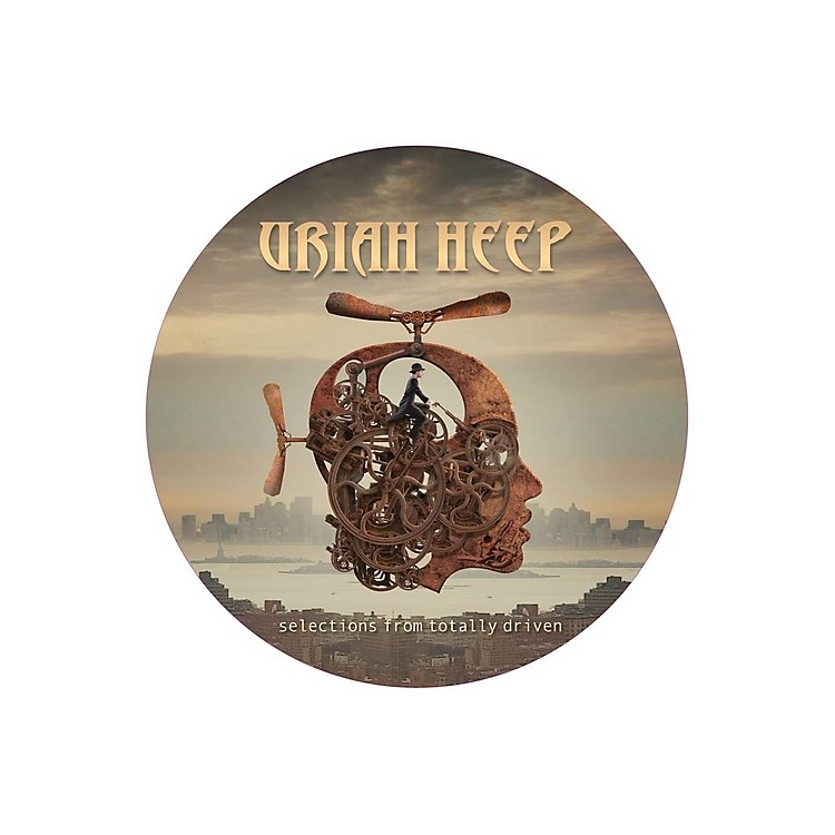 AllianceUriah Heep - Selections From Totally Driven (Picture Disc)
