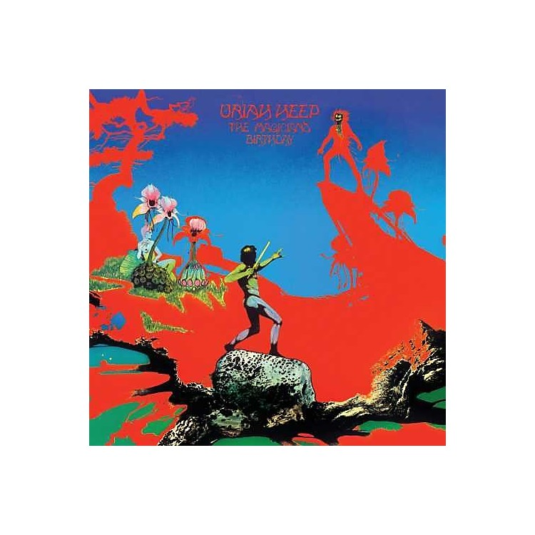 Uriah Heep - The Magician's Birthday | Music123