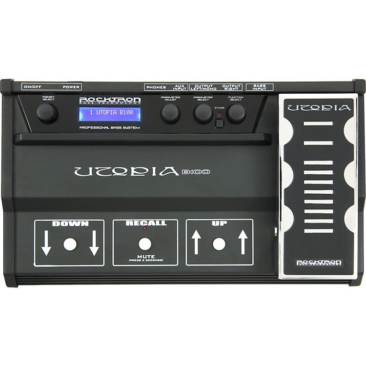 RocktronUtopia B100 Multi-Effects Bass Pedal