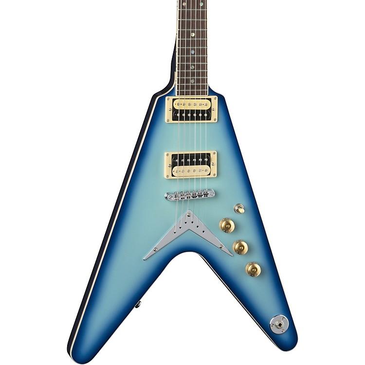 DeanV 79 Electric GuitarBlue Burst