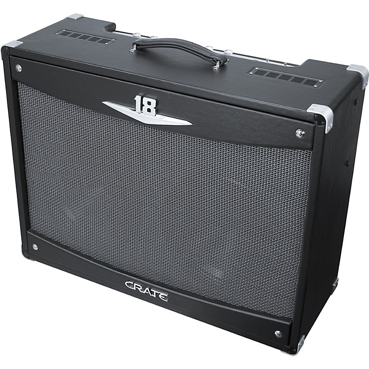 crate v series v18 212 18w 2x12 tube guitar combo amp music123. Black Bedroom Furniture Sets. Home Design Ideas