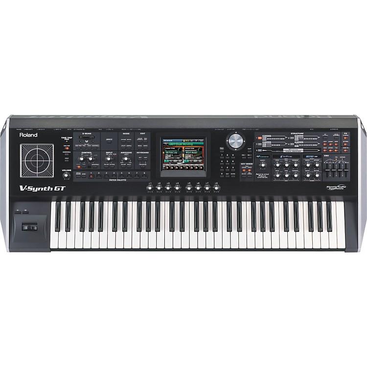RolandV Synth GT Elastic Audio Synthesizer Keyboard