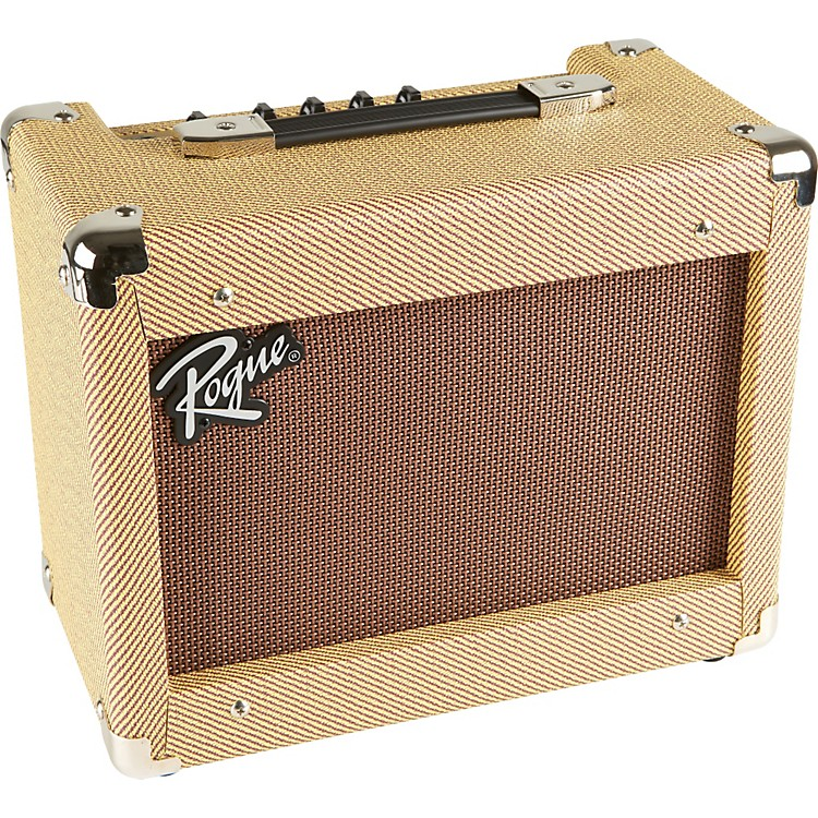 Rogue V15G 15W 1x6.5 Guitar Combo Amp Vintage Tweed