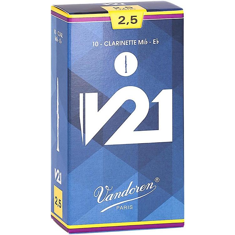 VandorenV21 Eb Clarinet Reeds4.5