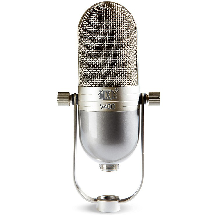 MXL V400 Dynamic Microphone in a Vintage Style Body