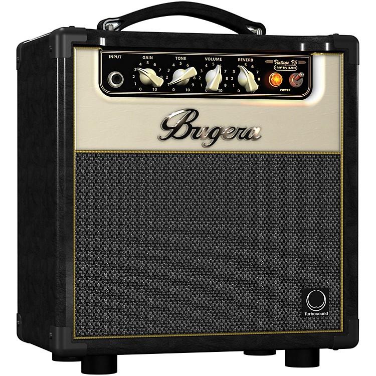 BugeraV5 Infinium 5W 1x8 All Tube Guitar Combo Amp