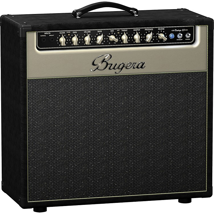 BugeraV55 55W 1x12 Tube Guitar Combo Amp