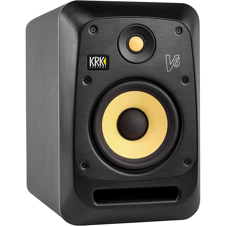 KRKV6 6in Studio Monitor with Kevlar Drivers