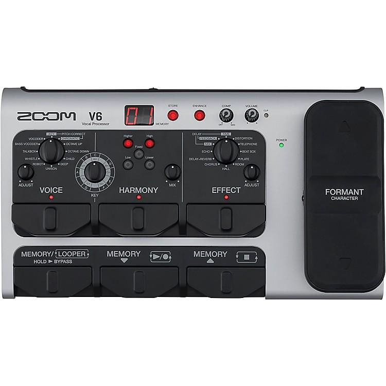 ZoomV6 Vocal Processor