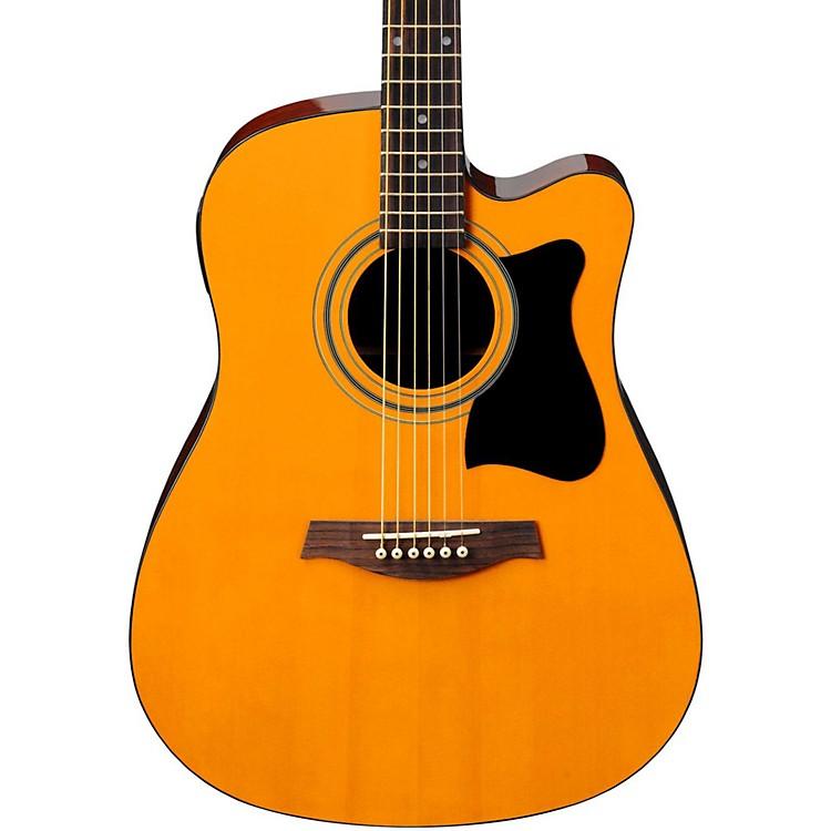 IbanezV70CE Acoustic-Electric Cutaway GuitarAntique Natural