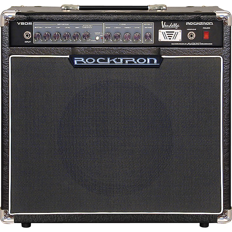 RocktronV80R Vendetta 80W 1x12 Guitar Combo Amp