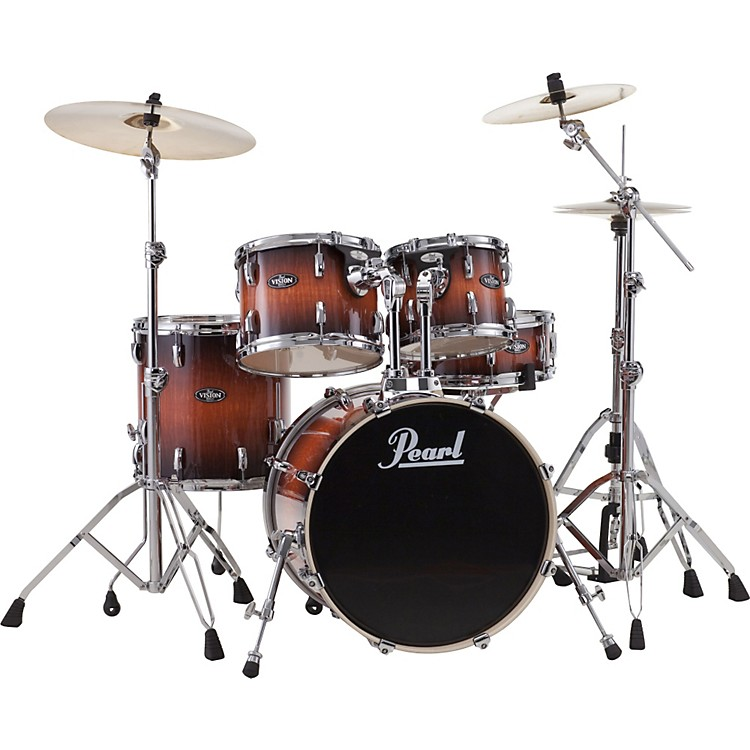 Pearl VBA Vision Birch 5 Piece Shell Pack