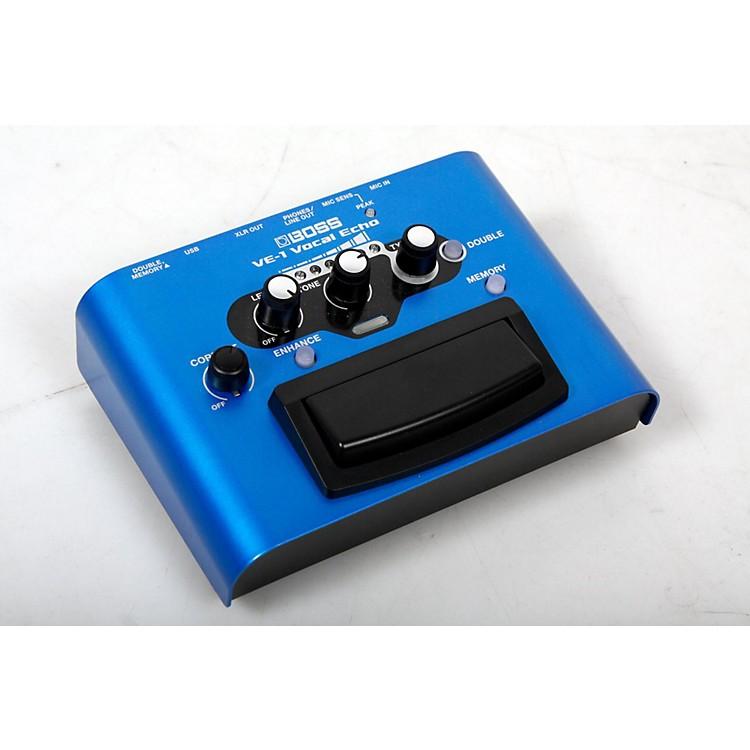 BossVE-1 Vocal Echo Voice Effects Pedal888365839431