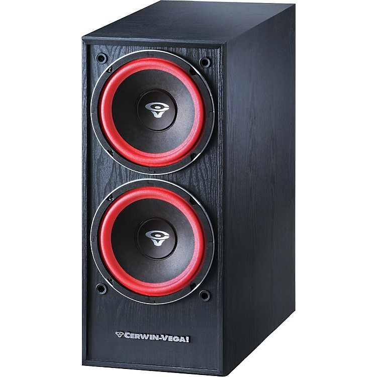 cerwin vega ve 28s dual 8 powered subwoofer music123. Black Bedroom Furniture Sets. Home Design Ideas