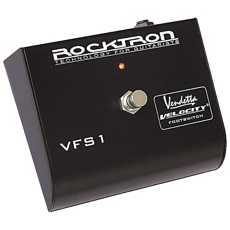 Rocktron VFS1 Single Guitar Footswitch