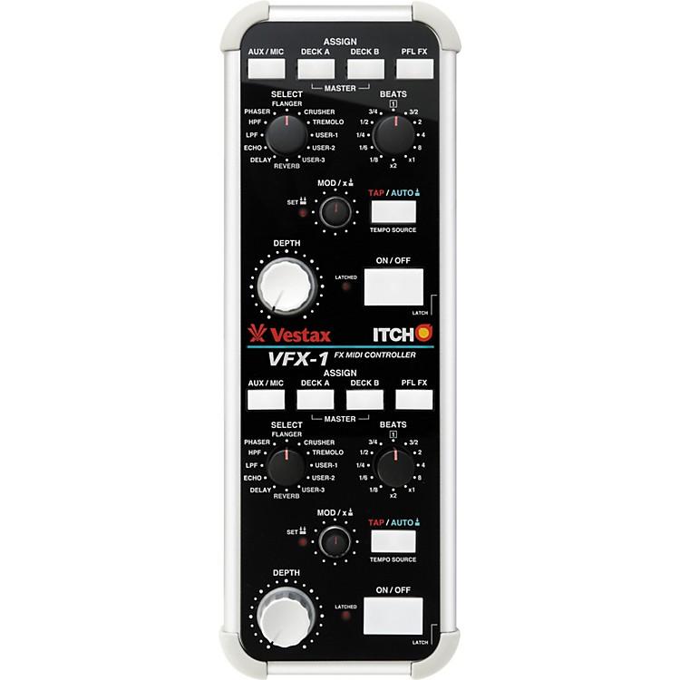 VestaxVFX-1 Serato ITCH FX MIDI Controller