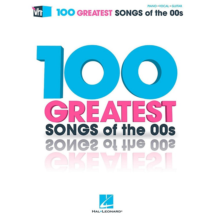 Hal LeonardVH1's 100 Greatest Songs of the '00s for Piano/Vocal/Guitar