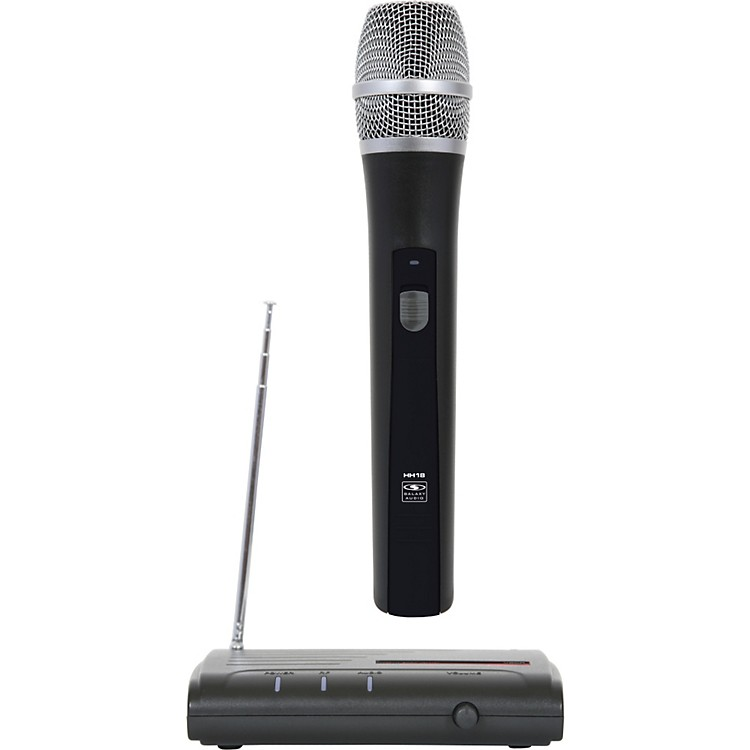 Galaxy Audio VHF Wireless Handheld Microphone System