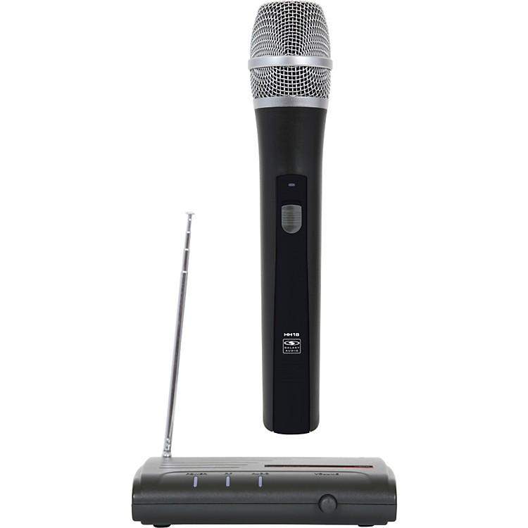 Galaxy AudioVHF Wireless Handheld Microphone System