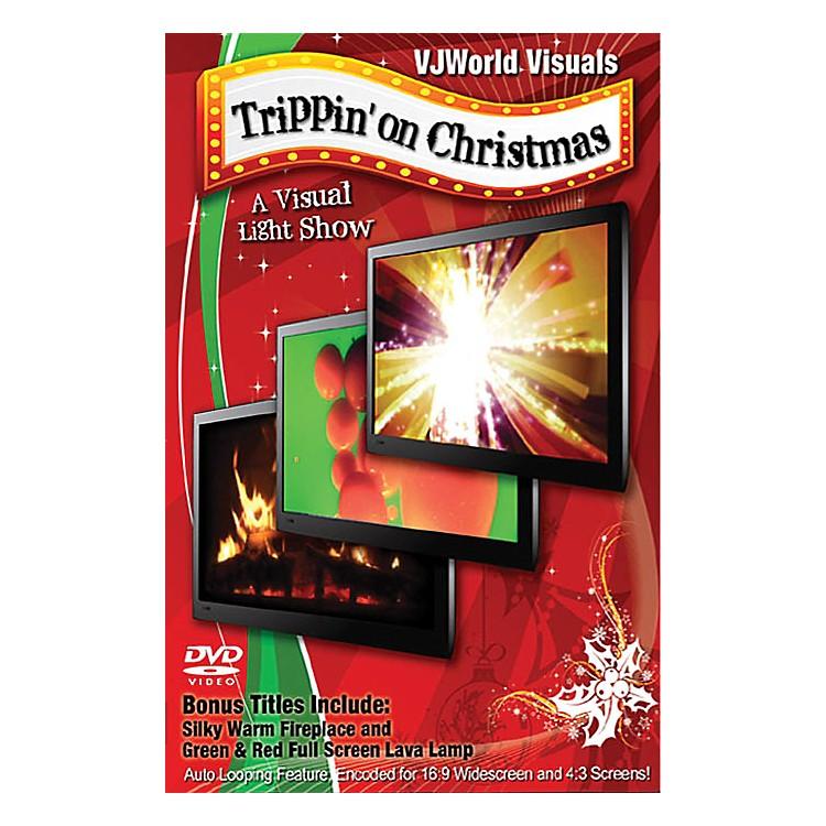 Global Creative GroupVJWorld Visuals - Trippin' on Christmas DVD Series DVD Written by Ian Faith