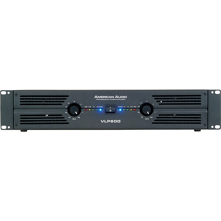 American Audio VLP-600 Power Amplifier