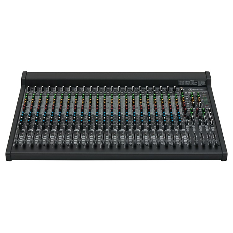 Mackie VLZ4 Series 2404VLZ4 24-Channel/4-Bus FX Mixer with USB Regular 888365955452