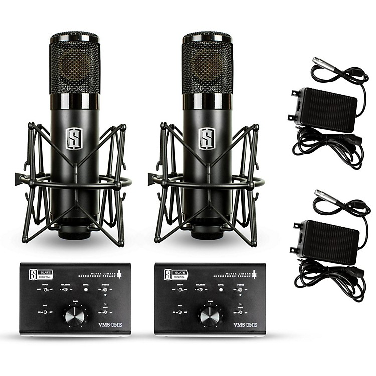 Slate DigitalVMS Virtual Microphone Pair