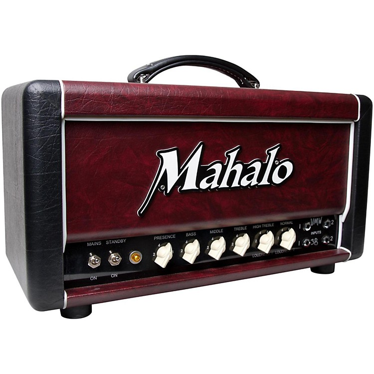MahaloVMW 38w Guitar Tube Head
