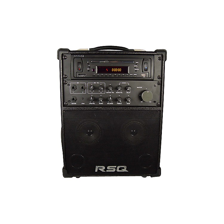 RSQVOOM Portable Neo+G Karaoke System