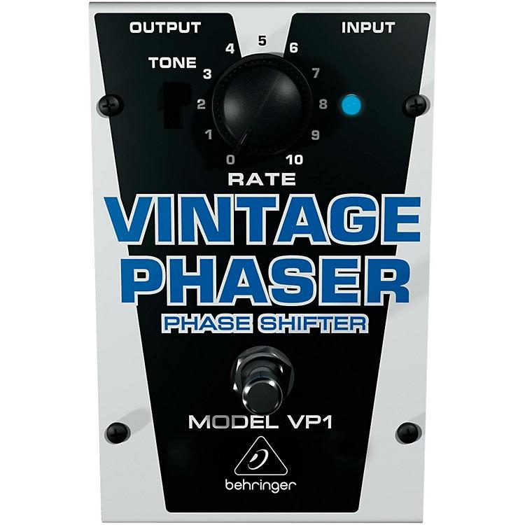 BehringerVP1 Vintage Phaser Effects Pedal