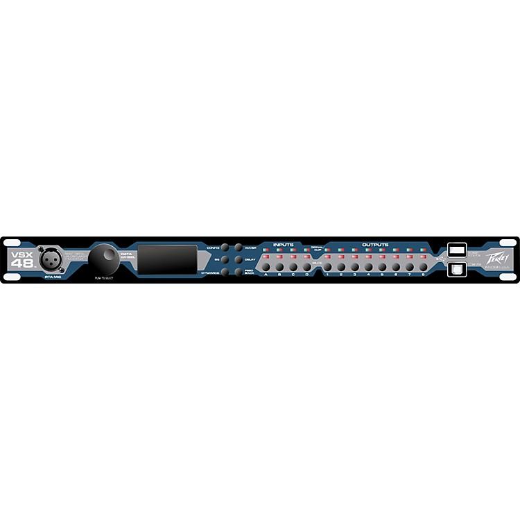 peavey vsx 48 5 in 8 out loudspeaker management system music123. Black Bedroom Furniture Sets. Home Design Ideas