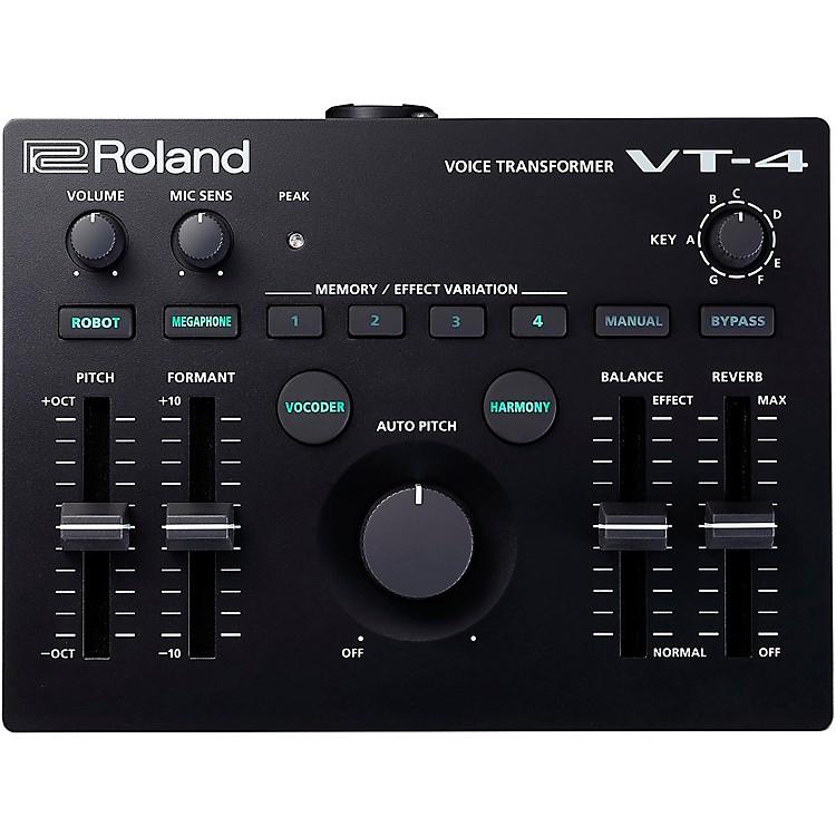 RolandVT-4 Voice Transformer