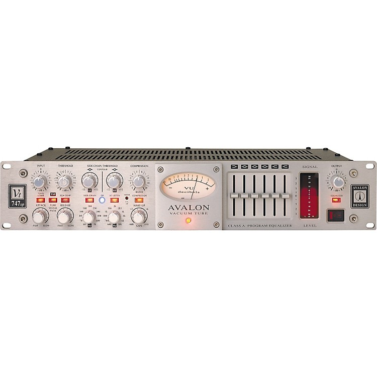 AvalonVT-747SP Stereo Compressor EQ