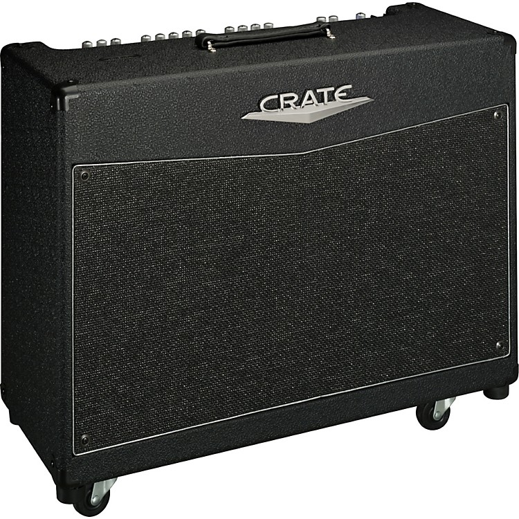 crate vtx series vtx212b 120w 2x12 guitar combo amp music123. Black Bedroom Furniture Sets. Home Design Ideas
