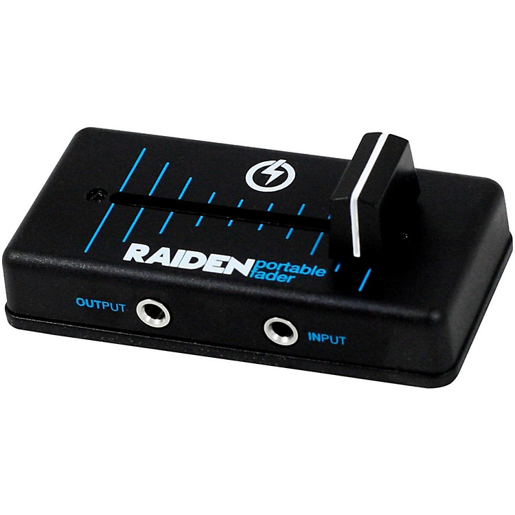 Raiden VVT-MK1 Right Cut Portable Fader - Blue/Black